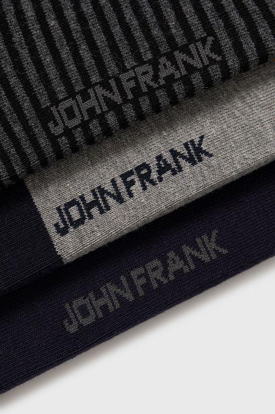John Frank - Skarpetki (3-pack) multicolor