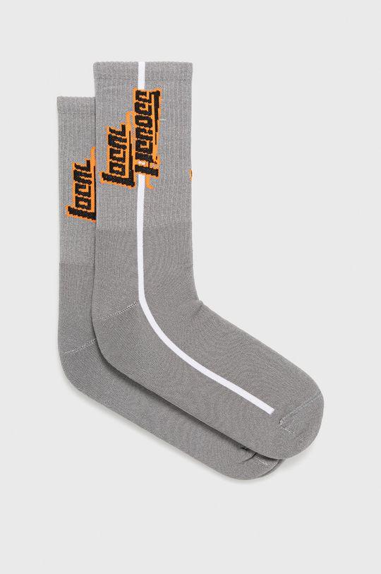 sivá Local Heroes - Ponožky Pánsky