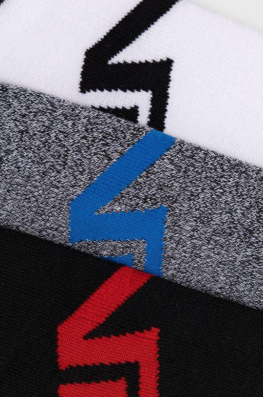 Vans - Ponožky (3-pack) biela