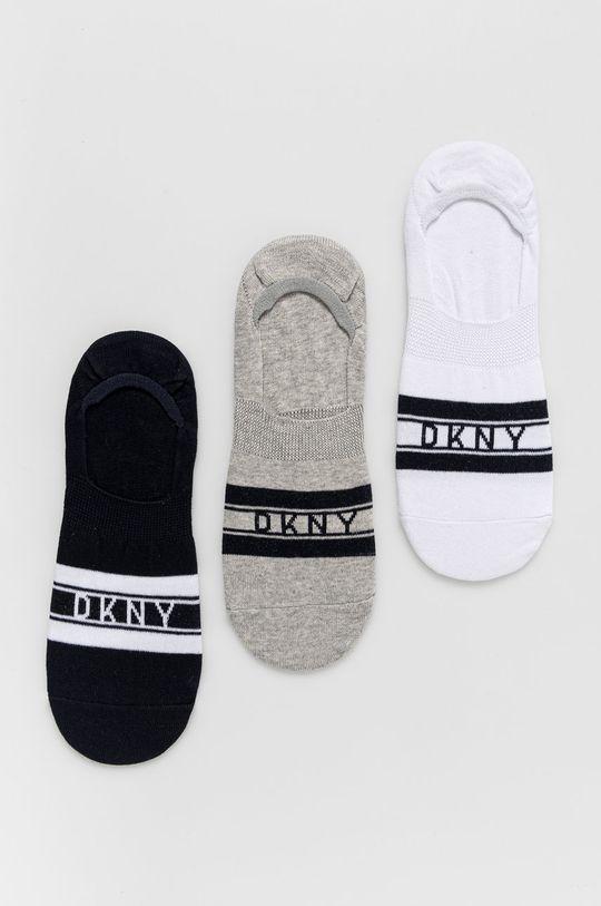 vícebarevná Dkny - Ponožky (3-pack) Pánský