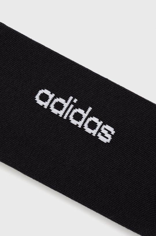 adidas - Ponožky (3-pak) čierna