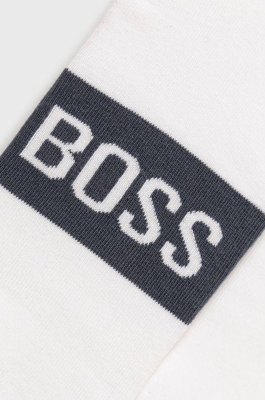 Boss - Ponožky (2-pak) biela