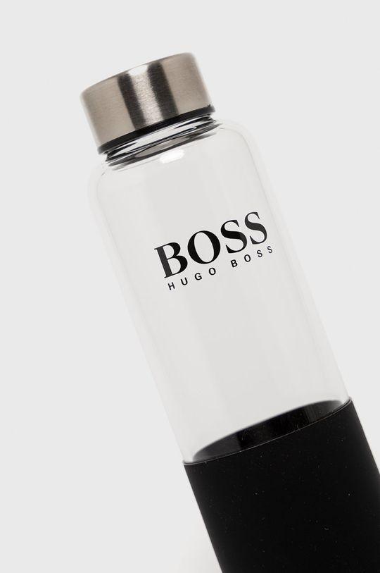 Boss - Zestaw prezentowy - skarpetki (2-pak) i butelka Męski