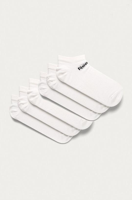 белый Reebok - Носки (6-pack) Unisex