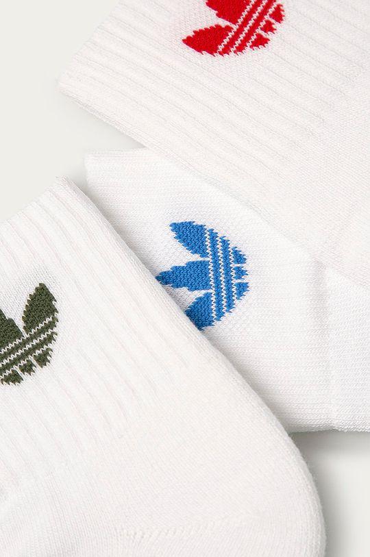 adidas Originals - Skarpetki (3-PACK) biały