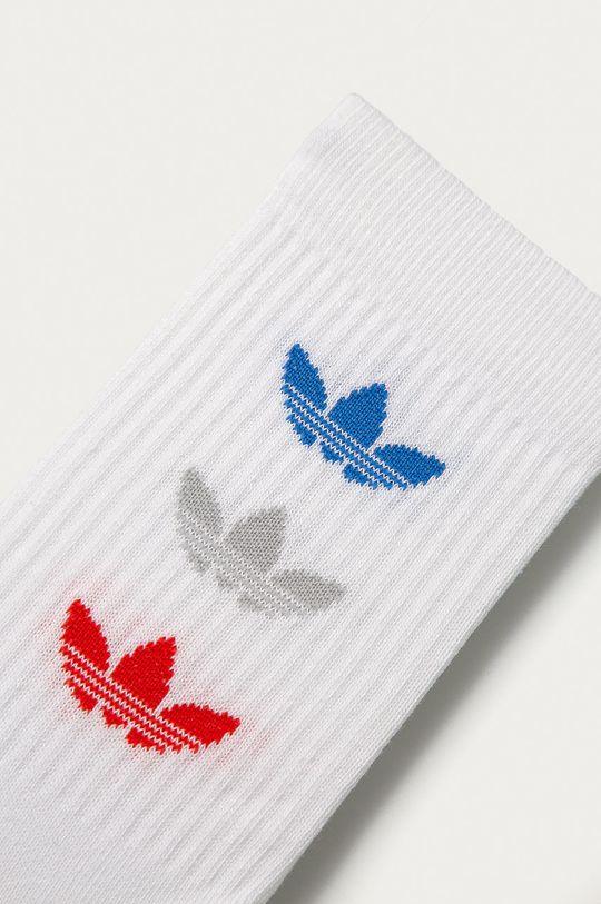 adidas Originals - Ponožky (2-PACK) bílá