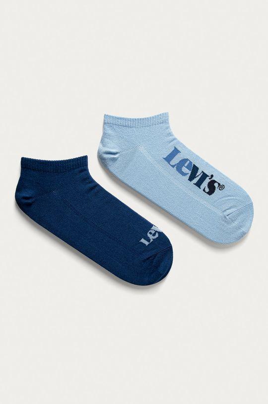 modrá Levi's - Ponožky (2-pack) Unisex