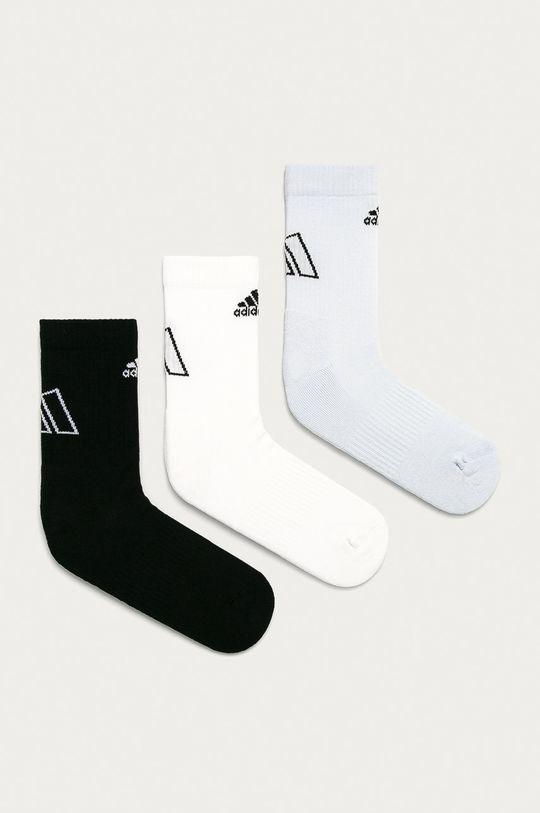 bílá adidas Performance - Ponožky (3-pack) Unisex
