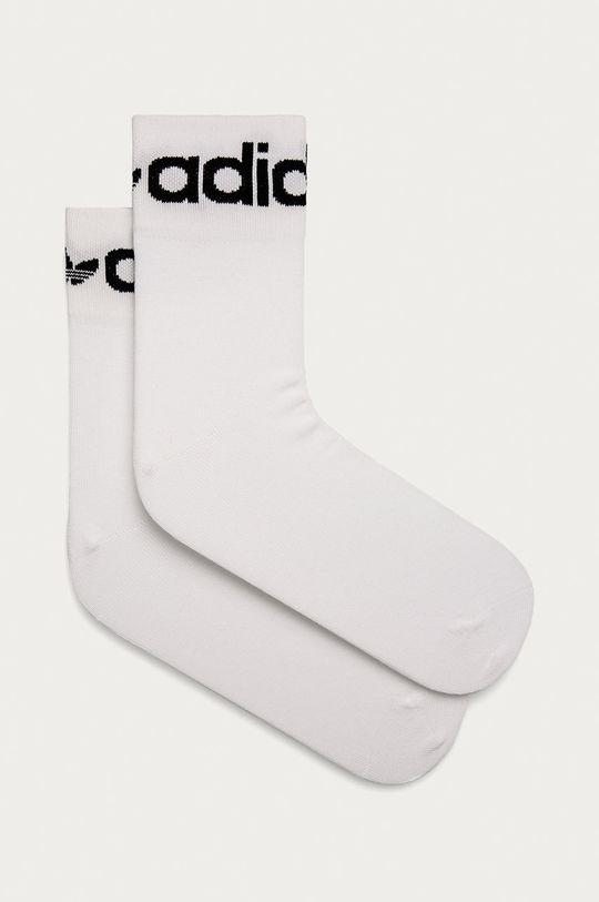 bílá adidas Originals - Ponožky (3-pack) Unisex