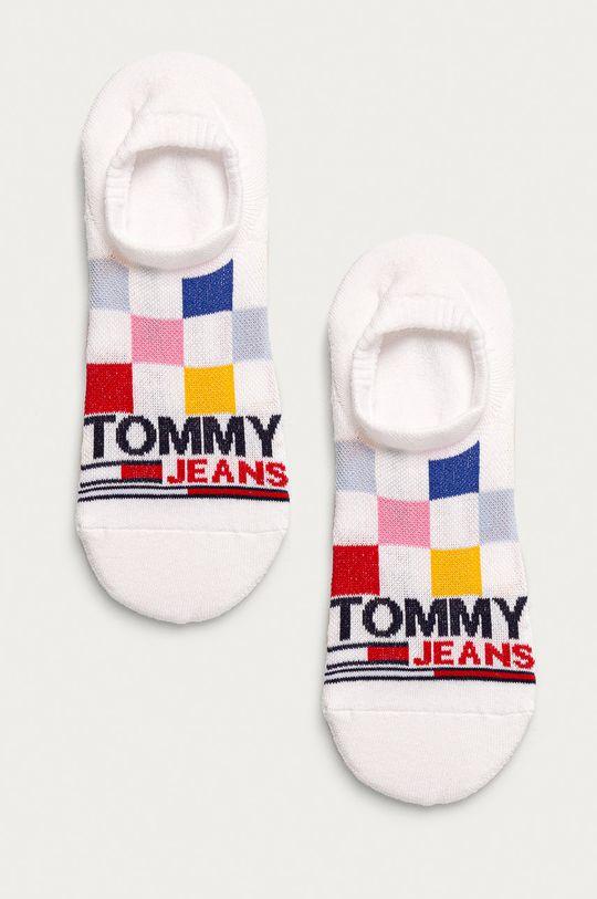 biały Tommy Jeans - Skarpetki Unisex