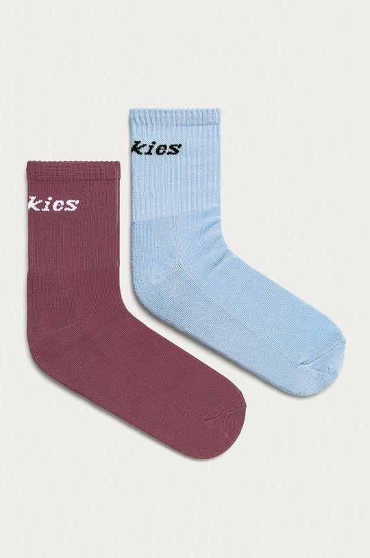 zelená Dickies - Ponožky (2-pack) Unisex