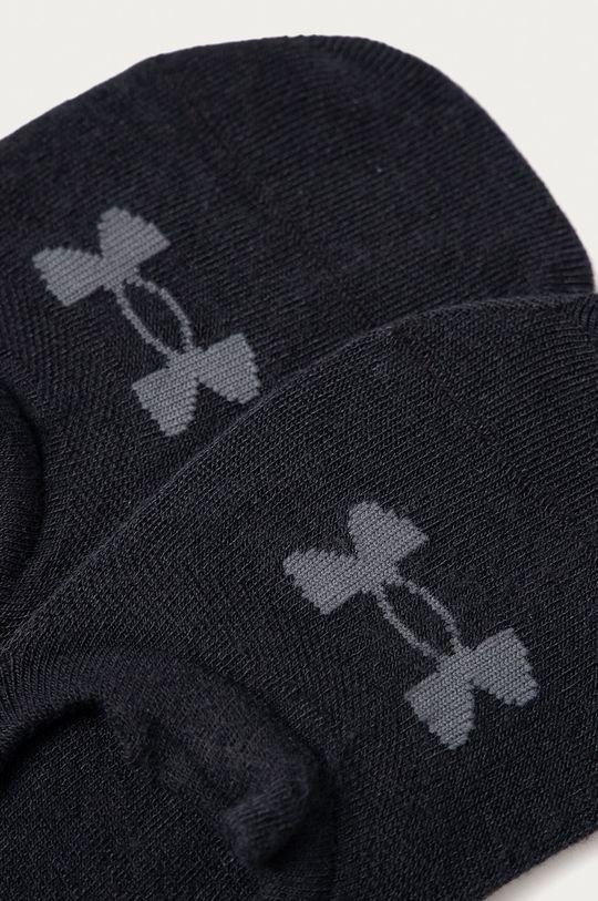 Under Armour - Ponožky (3-pak) čierna