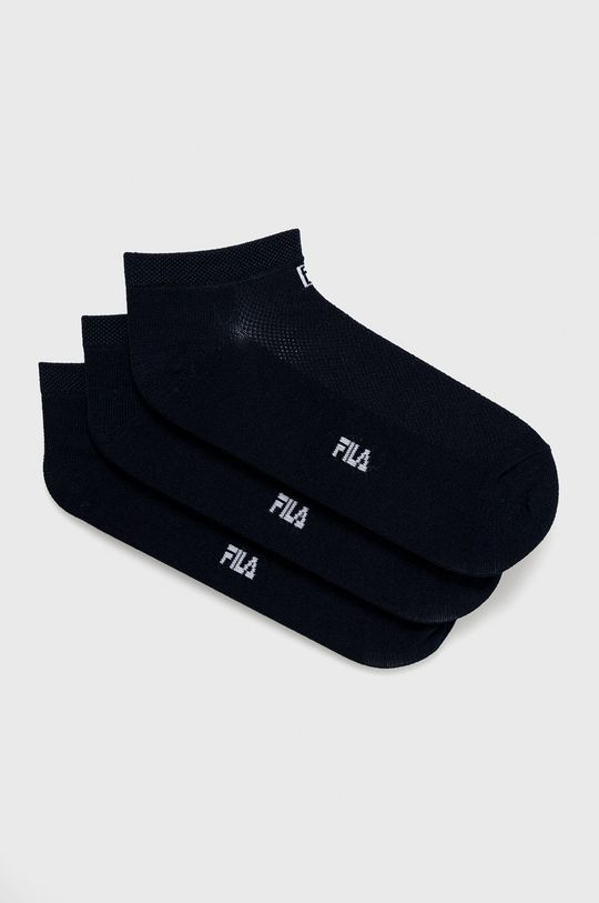 námořnická modř Fila - Ponožky (3-pack) Unisex