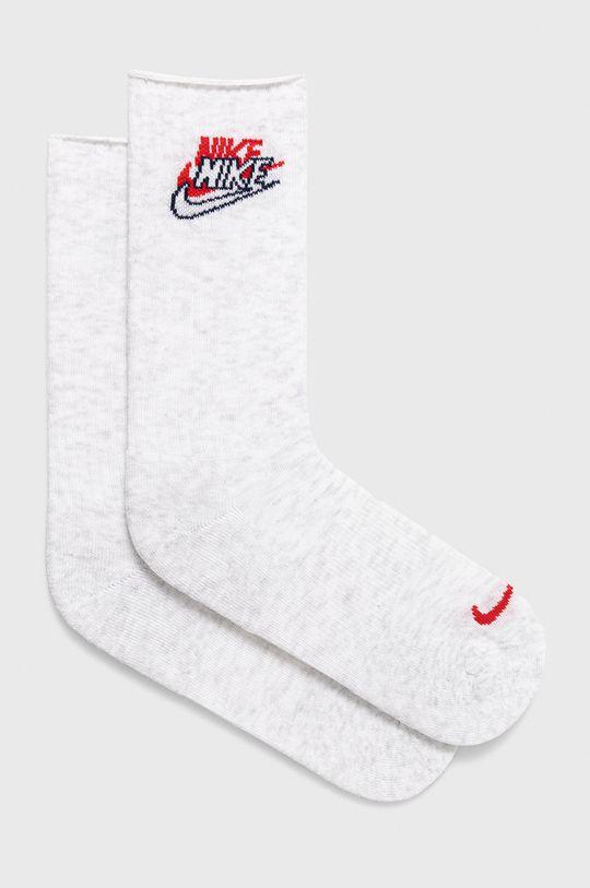 Nike Sportswear - Skarpetki (2-pack) biały