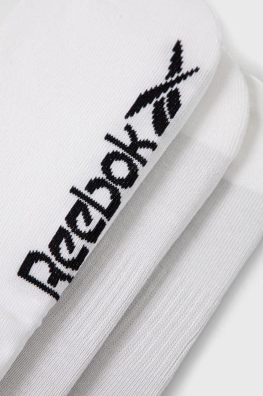 Reebok - Skarpetki (3-pack) biały