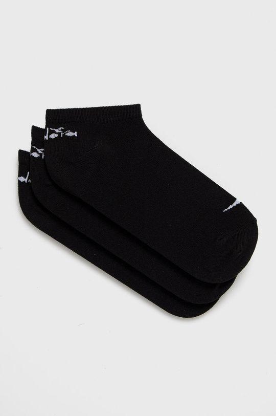 čierna Diadora - Ponožky (3-pak) Unisex