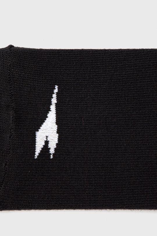 Diadora - Ponožky (3-pak) čierna