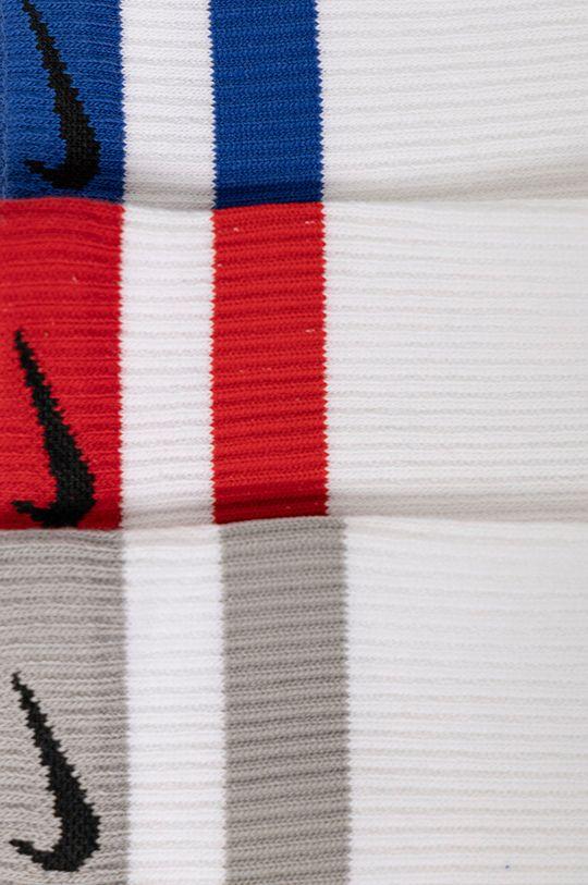 Nike - Ponožky (3-pack) bílá