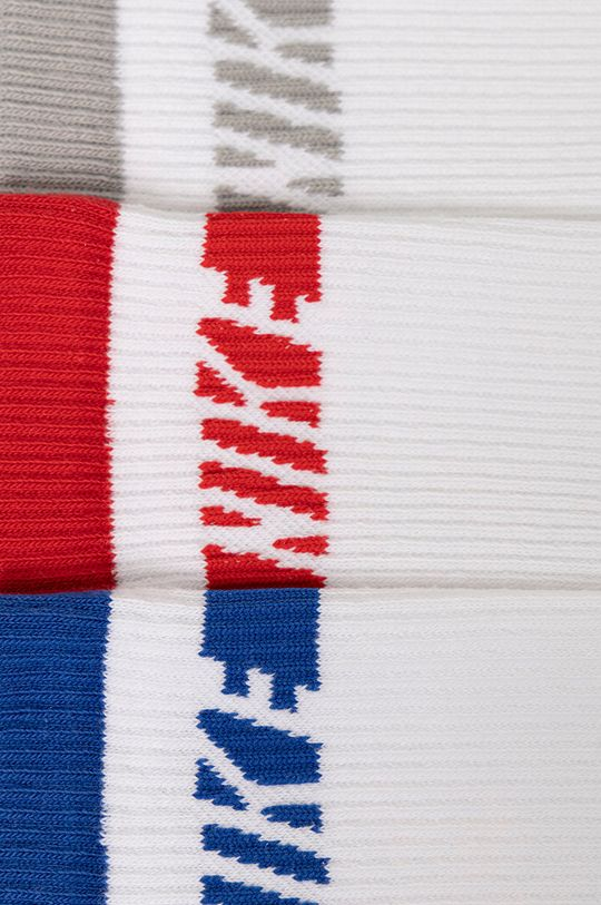 Nike - Ponožky (3-pack)  58% Bavlna, 2% Elastan, 1% Nylon, 39% Polyester