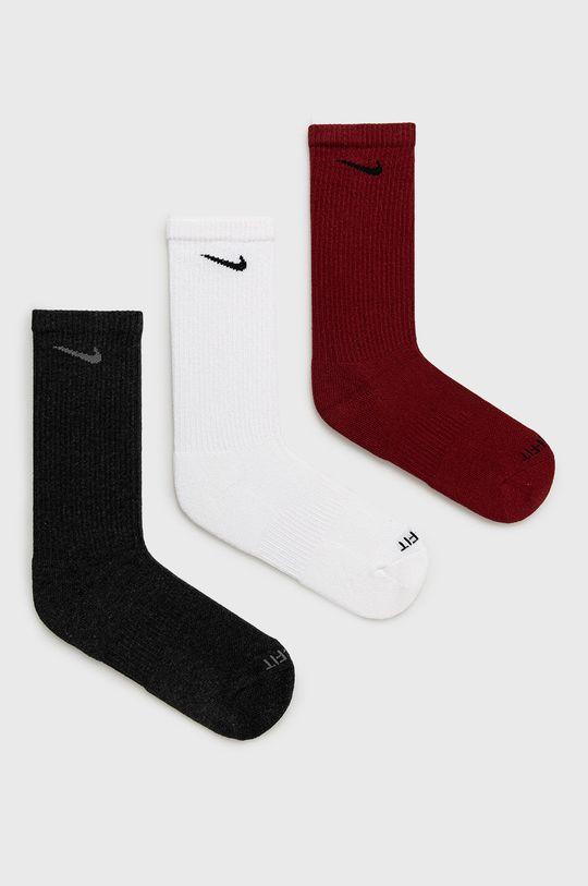 multicolor Nike - Skarpetki (3-pack) Unisex