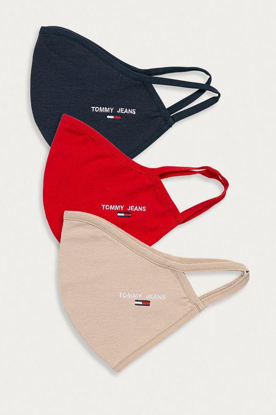 vícebarevná Tommy Jeans - Ochranná rouška (3-pack) Unisex