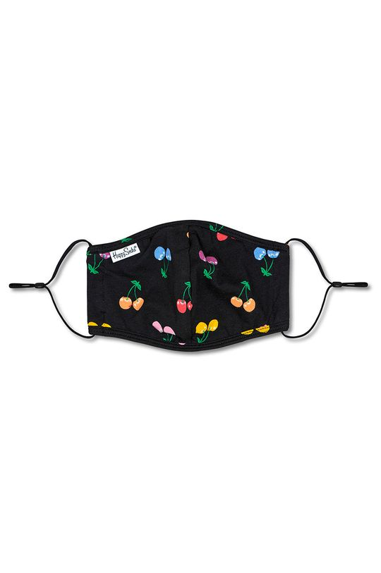 vícebarevná Happy Socks - Ochranná rouška pro opakované použití Cherry Unisex
