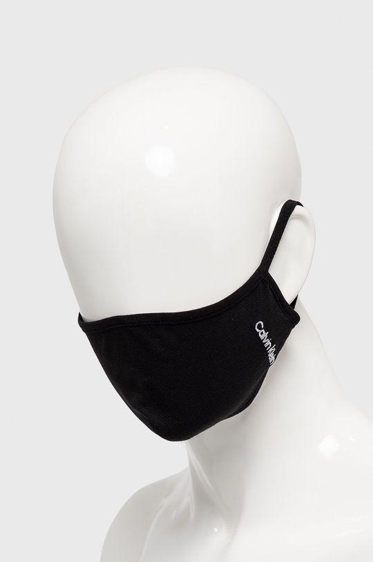 Calvin Klein Jeans - Maseczka ochronna (3-pack) Unisex