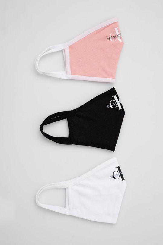 multicolor Calvin Klein Jeans - Maseczka ochronna wielorazowego użytku Unisex