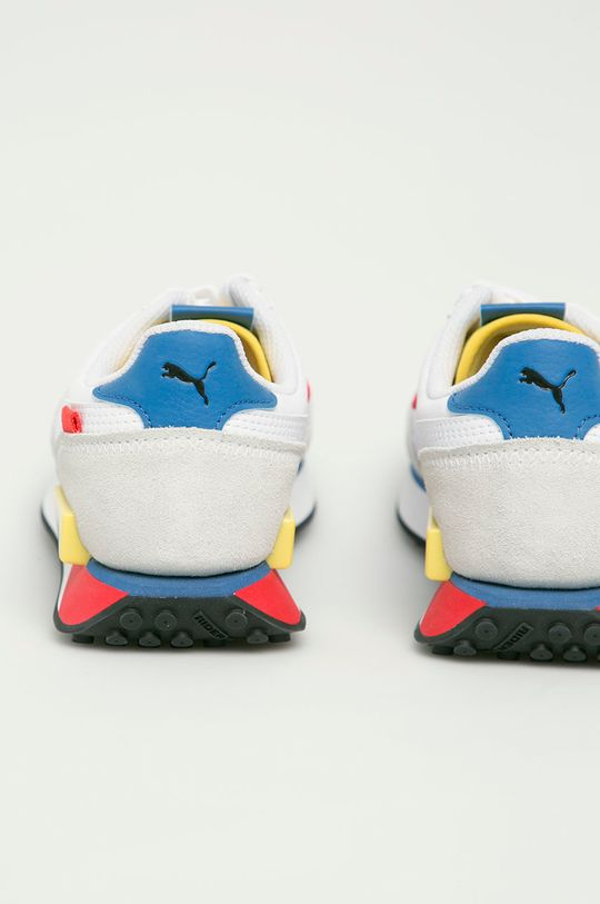 Puma - Dětské boty Futere Rider Neon Play  Svršek: Textilní materiál, Přírodní kůže Vnitřek: Textilní materiál Podrážka: Umělá hmota