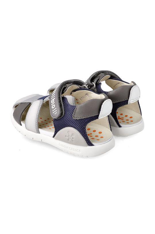 Biomecanics - Dětské sandály  Svršek: Textilní materiál, Přírodní kůže Podrážka: Umělá hmota Vložka: Přírodní kůže