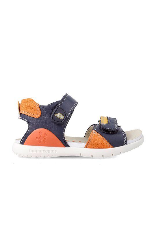 Biomecanics - Dětské sandály námořnická modř