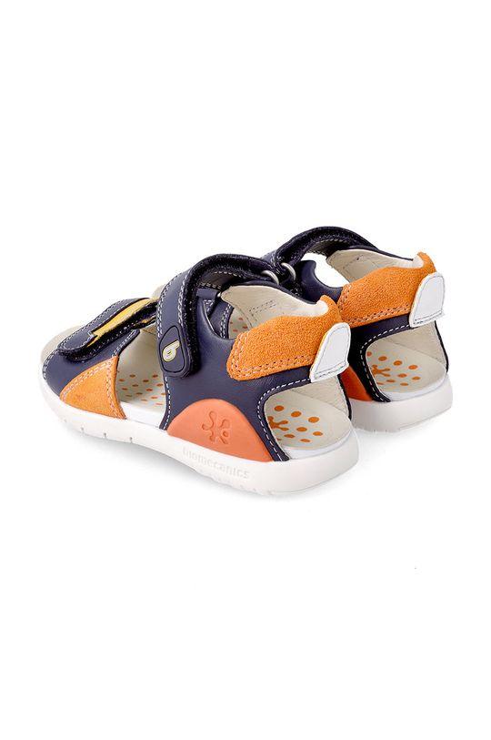 Biomecanics - Dětské sandály  Svršek: Přírodní kůže Podrážka: Umělá hmota Vložka: Přírodní kůže
