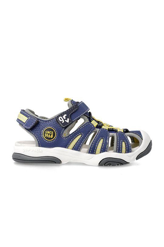 Garvalin - Dětské sandály námořnická modř