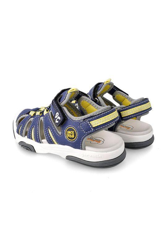 Garvalin - Dětské sandály  Svršek: Umělá hmota, Textilní materiál Podrážka: Umělá hmota Vložka: Umělá hmota