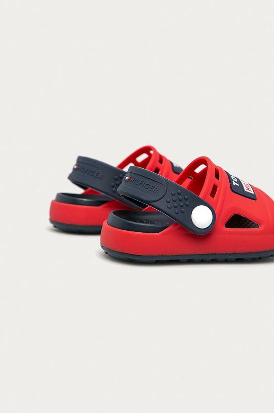 Tommy Hilfiger - Dětské sandály  Umělá hmota