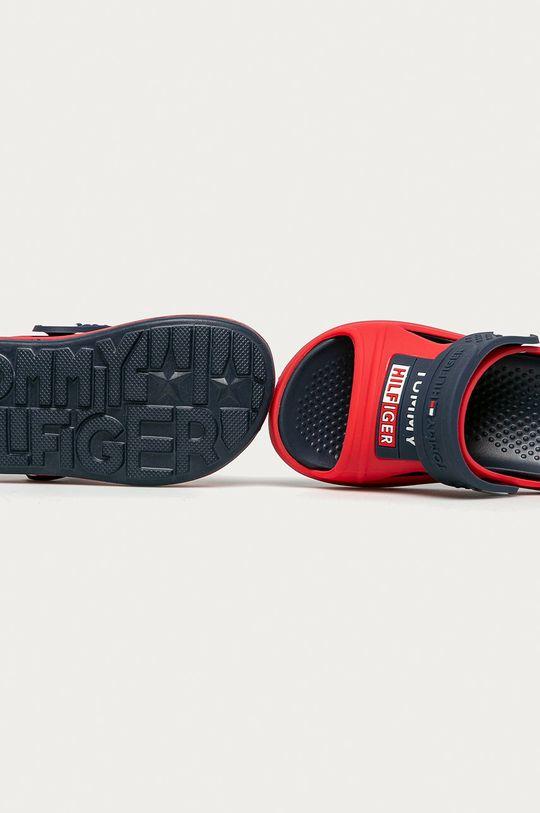 červená Tommy Hilfiger - Dětské sandály