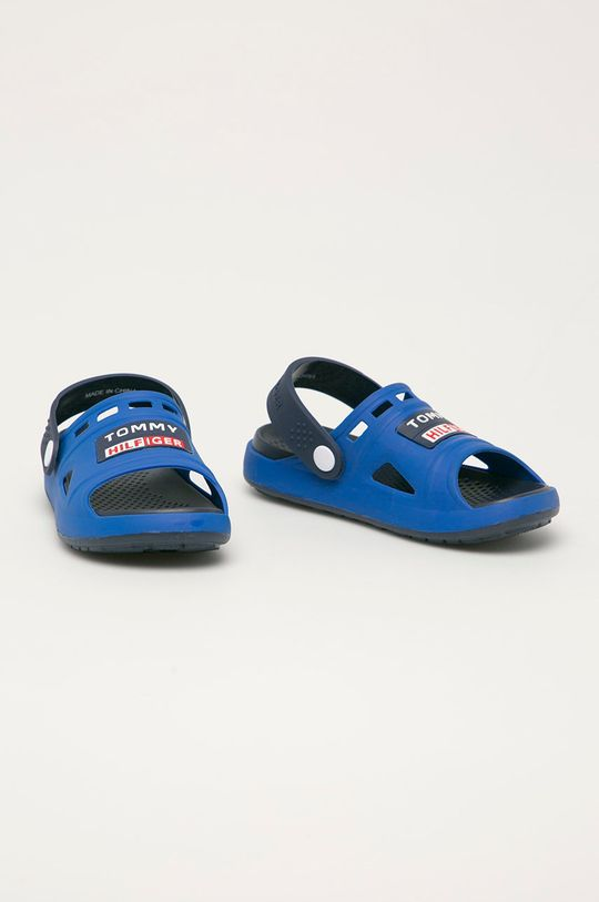 Tommy Hilfiger - Sandale copii albastru