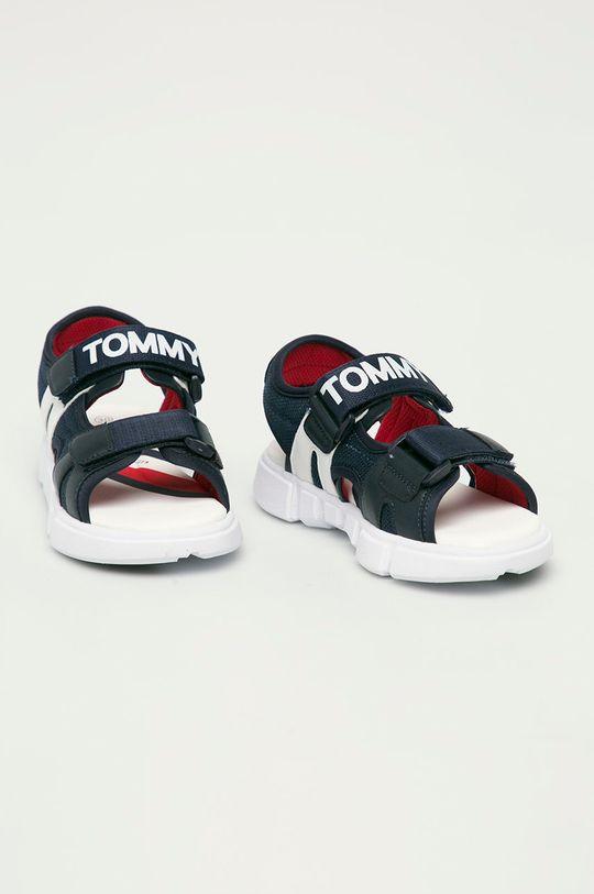 Tommy Hilfiger - Sandale copii bleumarin