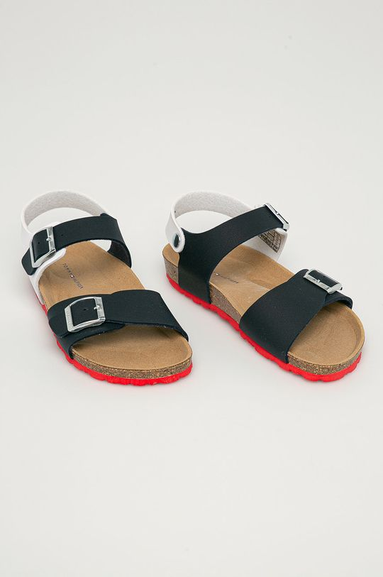 Tommy Hilfiger - Dětské sandály námořnická modř