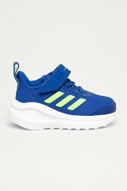 modrá adidas Performance - Detské topánky FortaRun EL I Chlapčenský