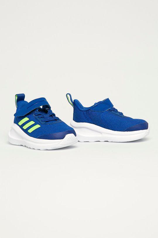 adidas Performance - Detské topánky FortaRun EL I modrá