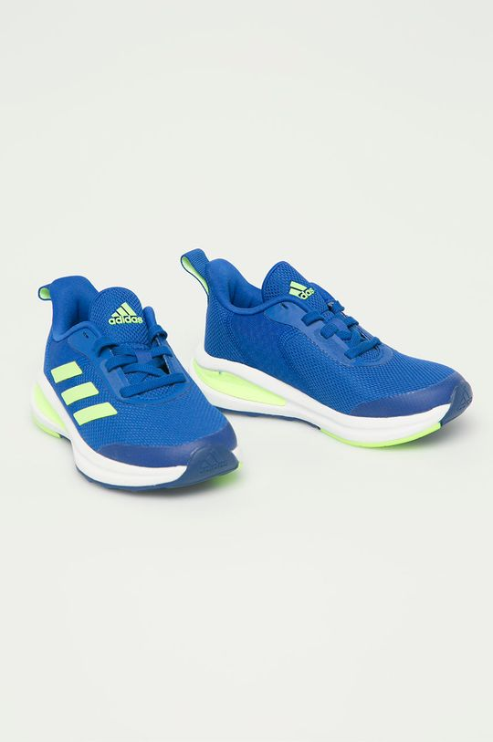 adidas Performance - Detské topánky FortaRun modrá