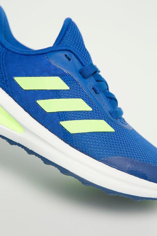 modrá adidas Performance - Detské topánky FortaRun