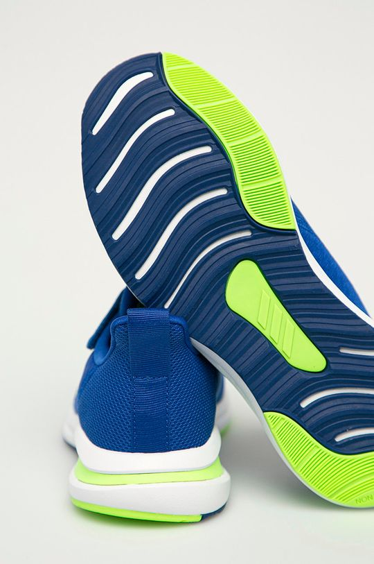 adidas Performance - Detské topánky FortaRun EL  Zvršok: Syntetická látka, Textil Vnútro: Textil Podrážka: Syntetická látka