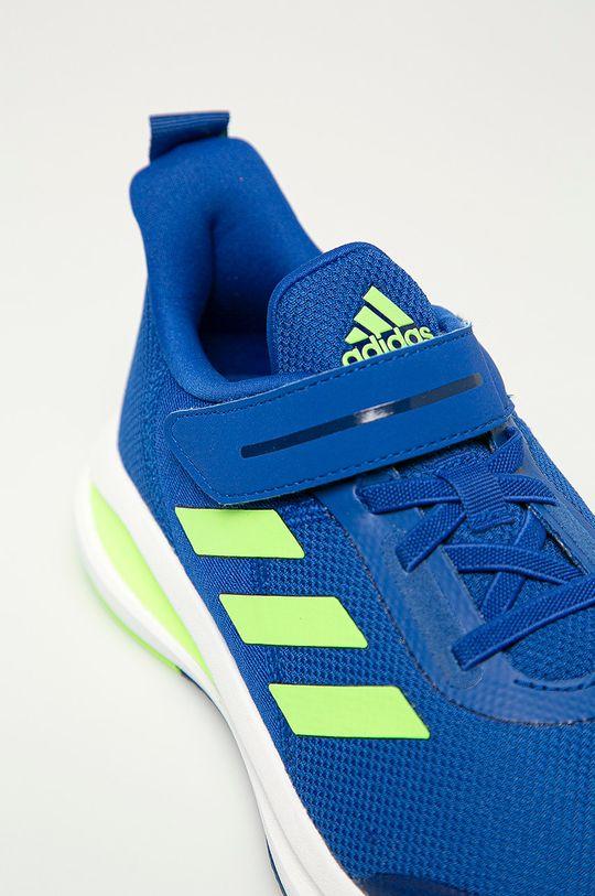modrá adidas Performance - Detské topánky FortaRun EL
