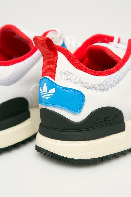 smetanová adidas Originals - Dětské boty ZX 700 HD