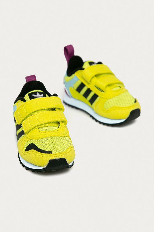 adidas Originals - Detské topánky ZX 700 HD CF I viacfarebná