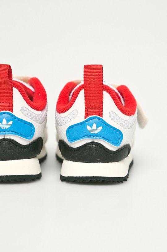 adidas Originals - Buty dziecięce ZX 700 HD CF I Materiał syntetyczny, Materiał tekstylny, Wnętrze: Materiał tekstylny, Podeszwa: Materiał syntetyczny