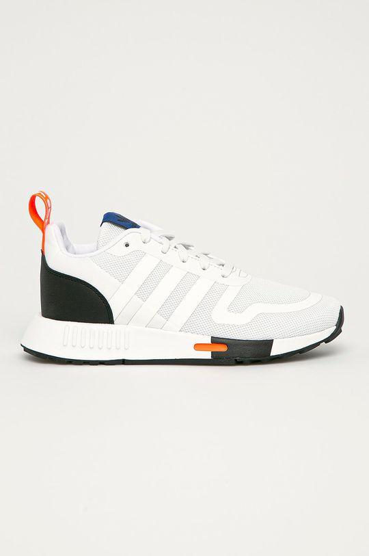 bílá adidas Originals - Dětské boty Multix J Chlapecký