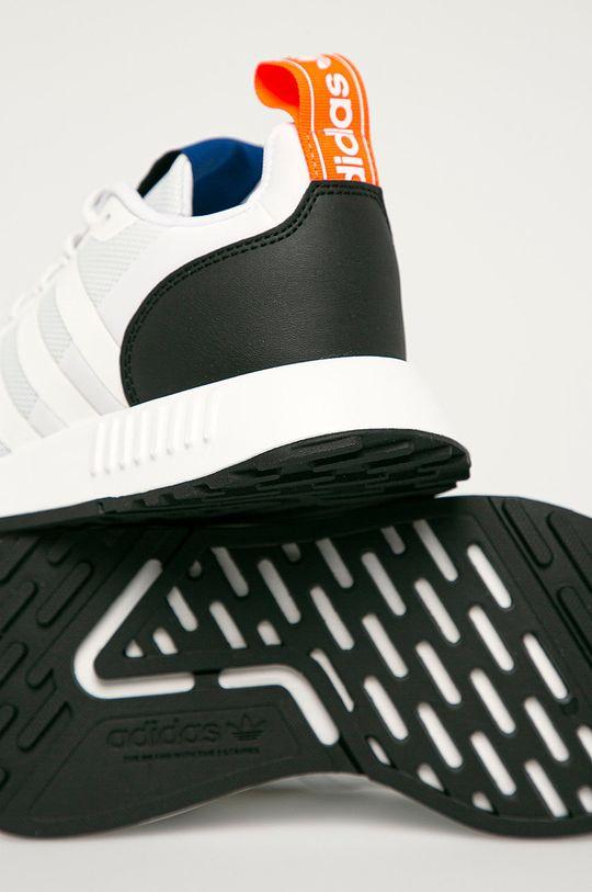 bílá adidas Originals - Dětské boty Multix J
